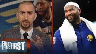 Nick Wright analyzes Boogie