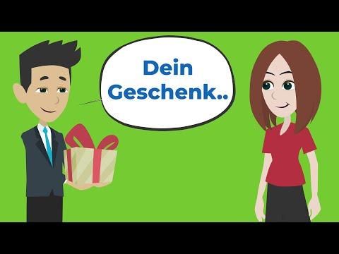 Deutsch Lernen   Das Ist Für Dich, Sarah