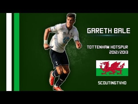 Gareth Bale - Tottenham Hotspur - 2013
