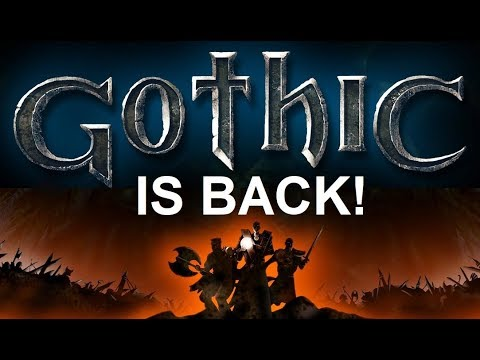 GOTHIC IS BACK - The HISTORY Of KHORINIS Q&A | Remastered Reupload