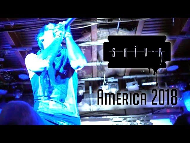 SHIV-R America 2018 Tour Recap