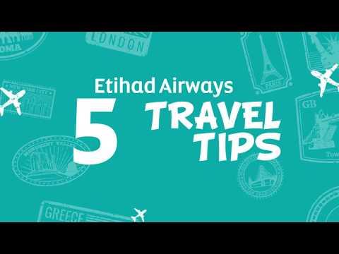 5 Travel Tips for Abu Dhabi Airport   Etihad Airways