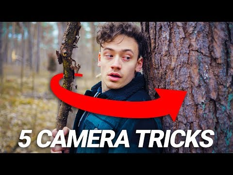 5 SIMPLE CAMERA TRICKS For ACTION MOVIES