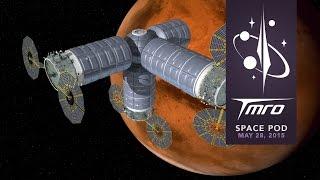 Twelve NEXTStep Technologies for Deep Space - Space Pod 05/28/15