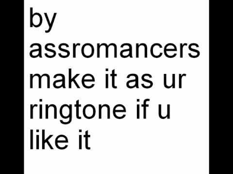 A  SAD ROMANTIC RINGTONE BY assromancers