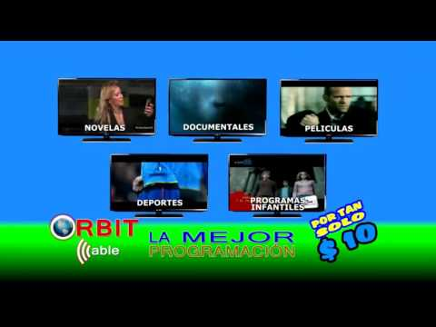 SPOT ORBIT CABLE CANAL