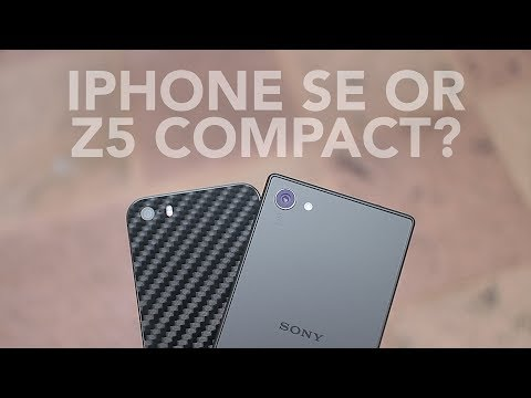 iPhone SE or Xperia Z5 Compact: Which Is The Better Compact Smartphone?