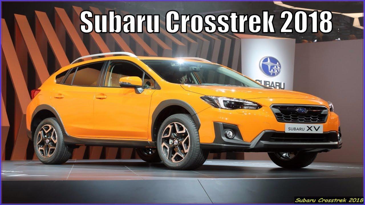 New Subaru Crosstrek 2018 Review