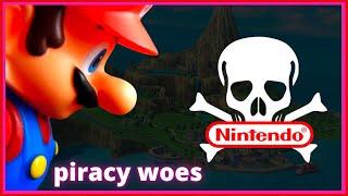 How Piracy Damaged Nintendo