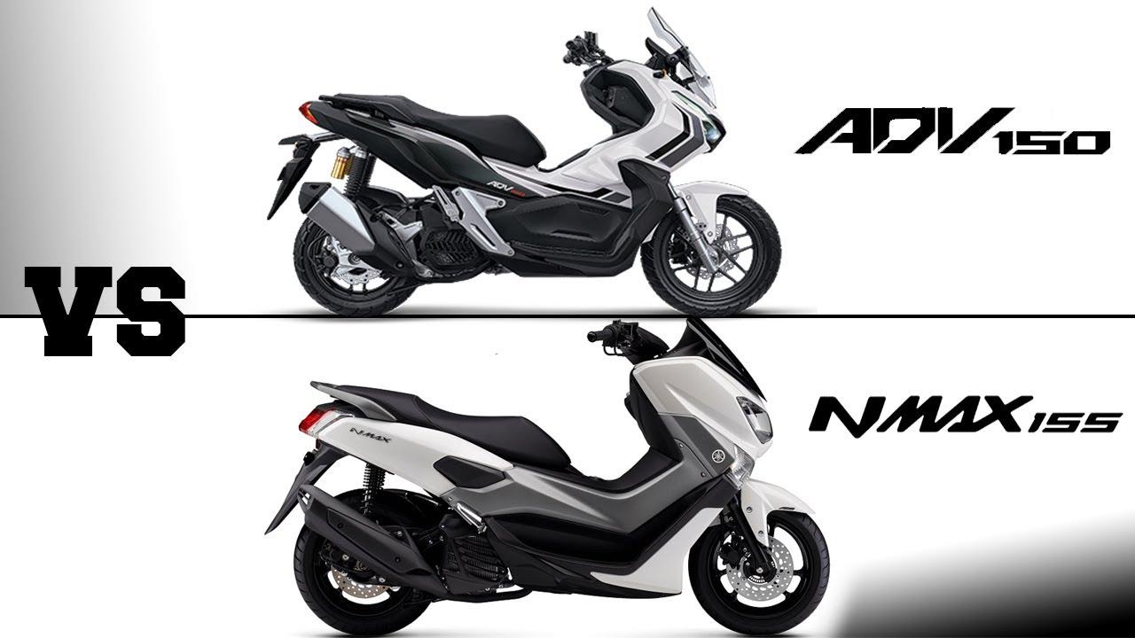 Perbedaan Honda Adv Dan Yamaha Nmax Yang Harus Diketahui
