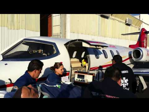 Jet Rescue Air Ambulance December 2014