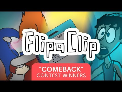 """Introducing the """"Comeback"""" contest  Winners"""