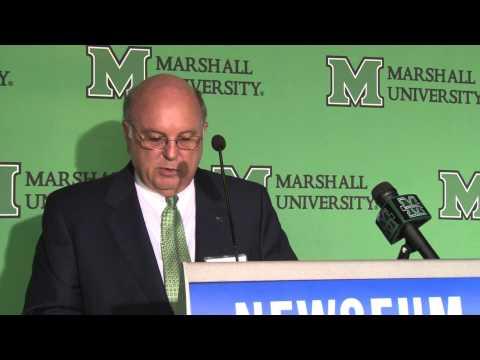 Marshall University:  2015 State of the University Address