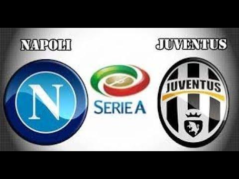 Napoli vs Juventus // narracion en vivo // stream // en vivo