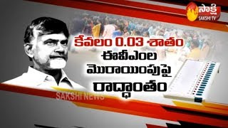 Chandrababu Insulted peoples Opinion in Election Polling | ప్రజల తీర్పును అపహాస్యం చేస్తున్నారు
