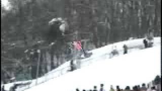 Martin Schmitt 141 m - Sapporo 1999