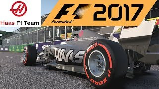F1 2017 Tryb Kariery Hass #3 Gp Chin