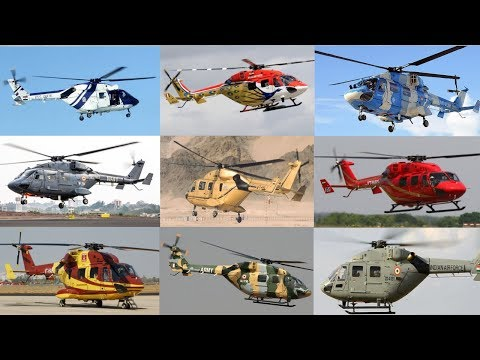 Key Facts About HAL's ALH Dhruv | IAF | NAVY | CIVIL | ARMY