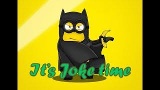 Batman's It's Joke Time Series