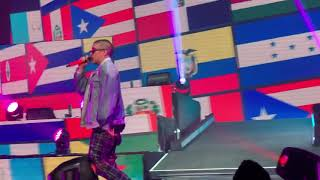 Bad Bunny - I Like It [LIVE]
