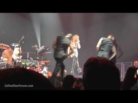 Celine Dion - Dans Un Autre Monde (Live In Montreal, 8-15-2008) HD