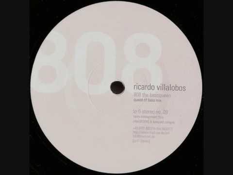 """Ricardo Villalobos - """"808 The Bassqueen"""" (CD-Edit)"""