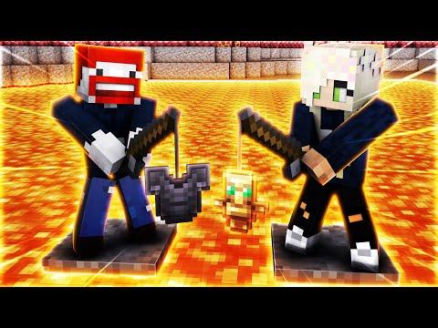 Minecraft, ABER in LAVA ANGELN ist OP!