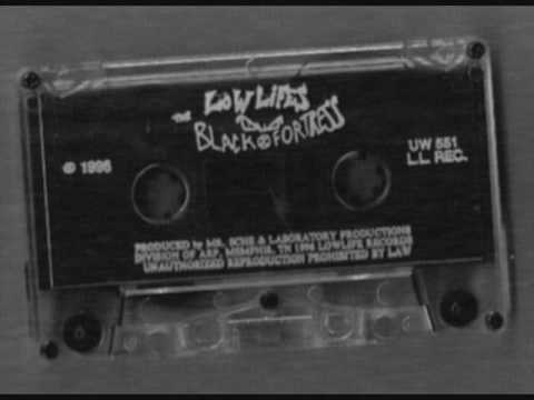 Immortal Lowlifes  - Blinked On A Blunt