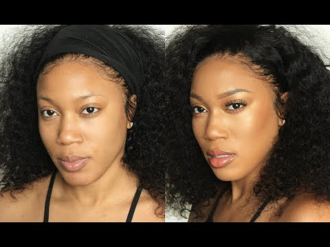 FENTY FACE START TO FINISH MAKEUP FOR OILY/ ACNE PRONE SKIN