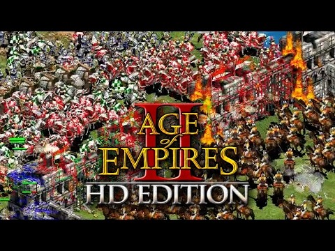 CBA: BATALLAS ÉPICAS en AGE OF EMPIRES 2