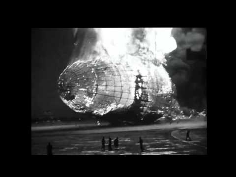 Hindenburg Disaster - Stabilized HD