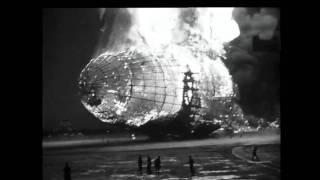 Hindenburg Disaster - Stabilized HD