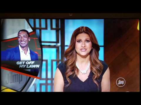 Rachel Nichols calls Pippen Petty.