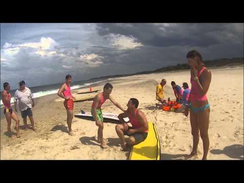 Surf Rescue & Bronze Medallion Training