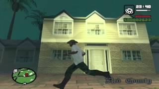 60FPS Test - GTA San Andreas Max Settings (PC, 1080p)