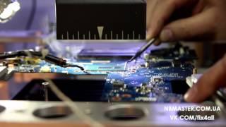 Как легко снять впаянный процессор на платах LENOVO