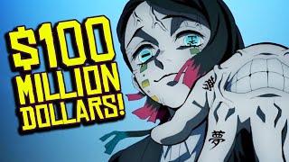 Demon Slayer Movie BREAKS $100 MILLION as Hollywood Goes BROKE!