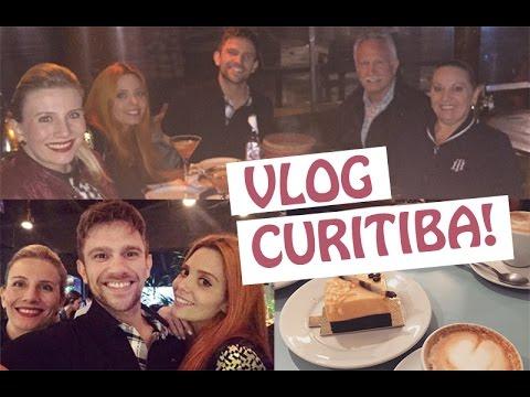 VLOG: Final de Semana em Curitiba - Claudinha Stoco