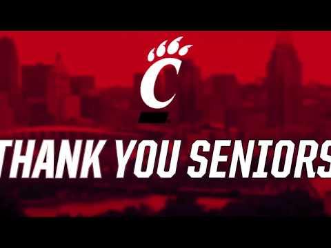 Cincinnati Men's Basketball Senior Tribute Video