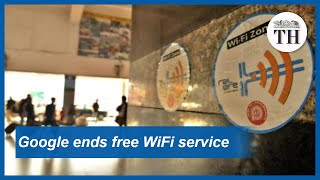 Google ends its free WiFi service at Indian railway stations