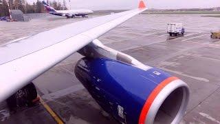 Inside Aeroflot Airbus A330-300 (Внутри Аэрофлот)