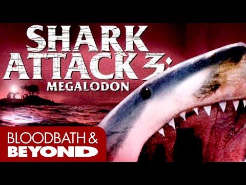 Shark Attack 3: Megalodon 2002  Movie