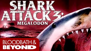Shark Attack 3: Megalodon (2002) - Horror Movie Review