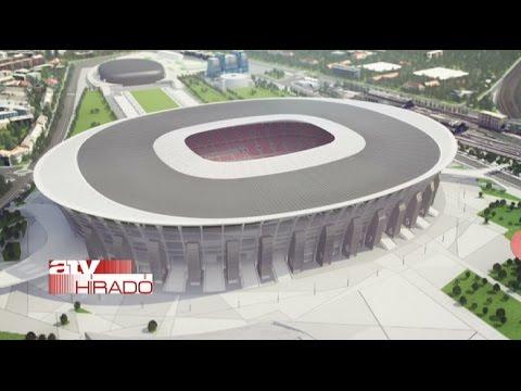 Ilyen lesz az új Puskás Stadion