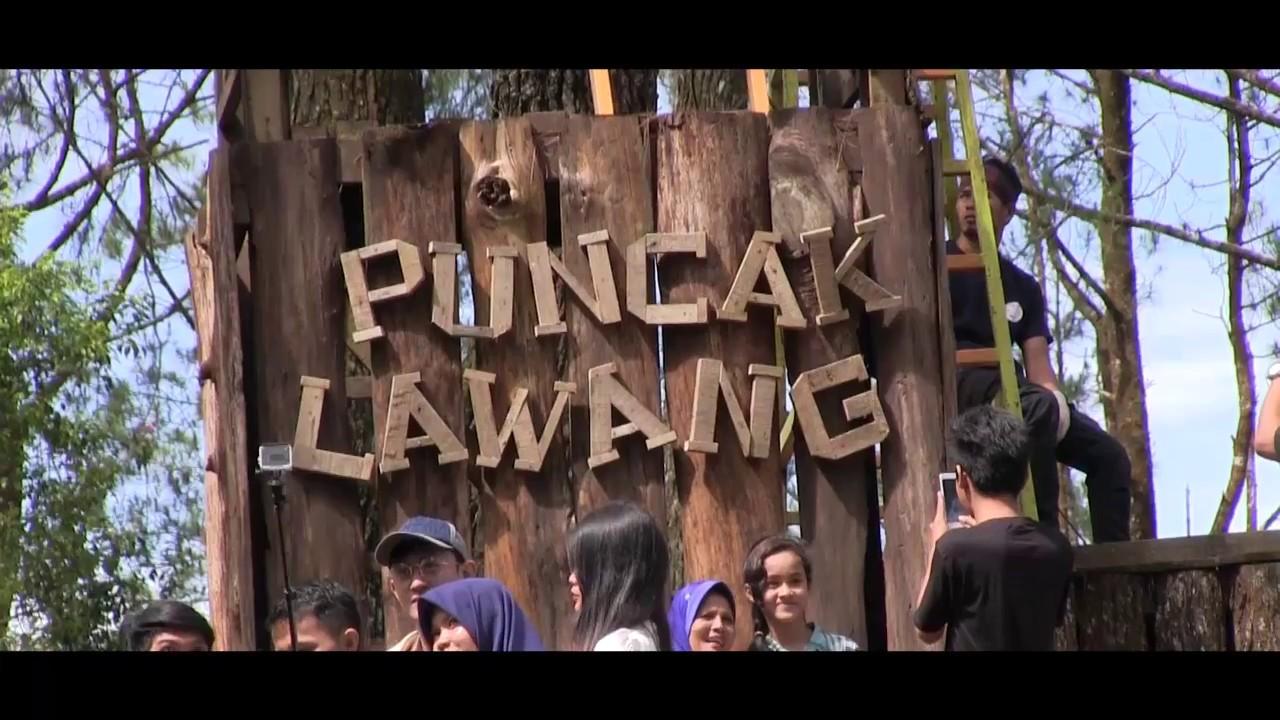 Pesona Indonesia Wisata Puncak Lawang Sumatra Barat Youtube