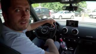 Audi RS3 Тест драйв Anton Avtoman