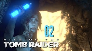 #02 Trinity • RISE OF THE TOMB RAIDER • Let's Play | deutsch