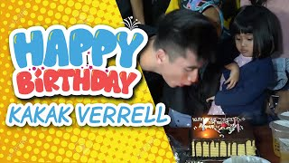 SURPRISE BIRTHDAY BUAT KAK VERRELL