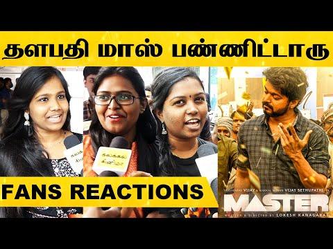 மாஸ்டர் 50% தான் விஜய் படம் - Vijay Fans Review | VIjay, Vijay Sethupathi | Lokesh kanagaraj