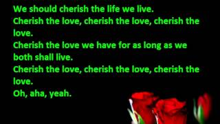 Pappa Bear - Cherish the love lyrics